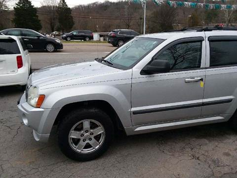 2007 Jeep Grand Cherokee for sale at Knoxville Wholesale in Knoxville TN