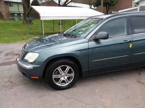 2007 Chrysler Pacifica for sale at Knoxville Wholesale in Knoxville TN