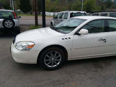 2006 Buick Lucerne for sale at Knoxville Wholesale in Knoxville TN