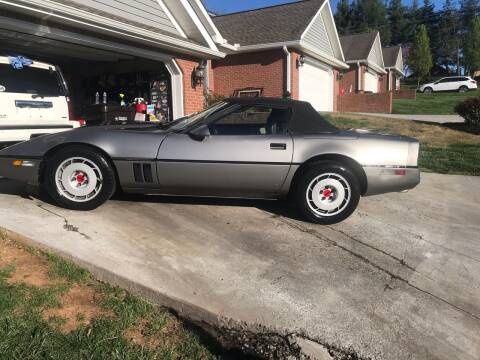 1986 Chevrolet Corvette for sale at Knoxville Wholesale in Knoxville TN
