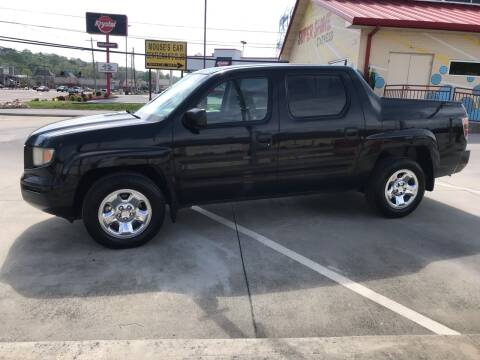 2007 Honda Ridgeline for sale at Knoxville Wholesale in Knoxville TN