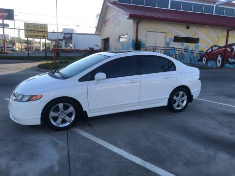 2008 Honda Civic for sale at Knoxville Wholesale in Knoxville TN