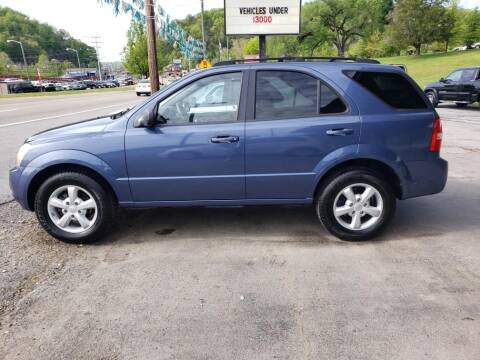 2007 Kia Sorento for sale at Knoxville Wholesale in Knoxville TN