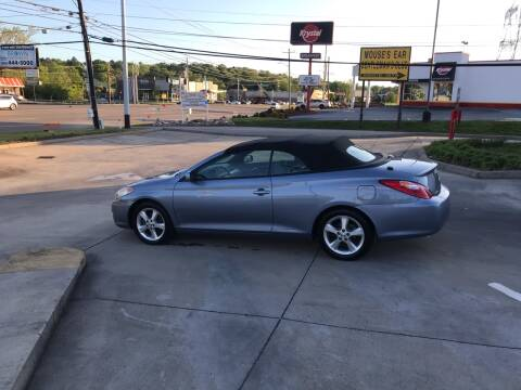 2006 Toyota Camry Solara for sale at Knoxville Wholesale in Knoxville TN
