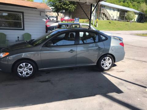 2010 Hyundai Elantra for sale at Knoxville Wholesale in Knoxville TN
