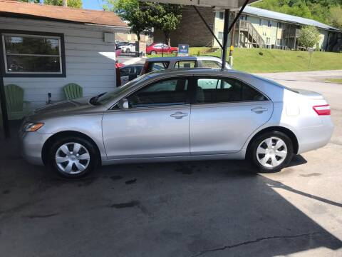 2008 Toyota Camry for sale at Knoxville Wholesale in Knoxville TN