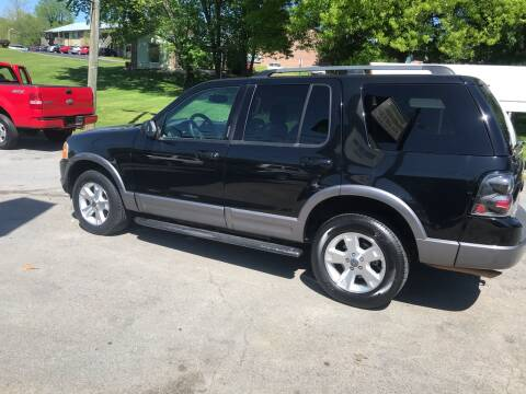 2003 Ford Explorer for sale at Knoxville Wholesale in Knoxville TN