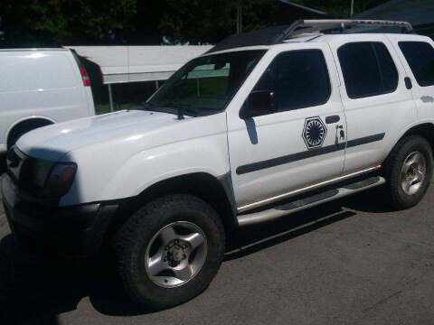 2001 Nissan Xterra for sale at Knoxville Wholesale in Knoxville TN