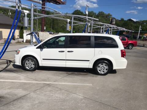 2012 Dodge Grand Caravan for sale at Knoxville Wholesale in Knoxville TN