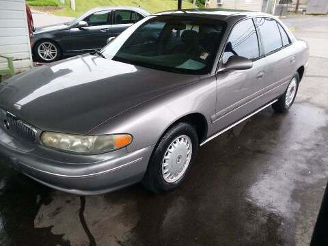 1999 Buick Century for sale at Knoxville Wholesale in Knoxville TN