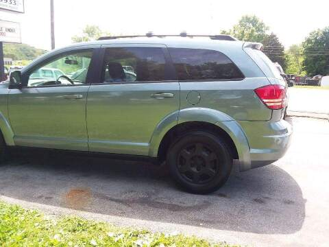 2009 Dodge Journey for sale at Knoxville Wholesale in Knoxville TN