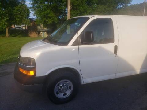 2014 Chevrolet Express Cargo for sale at Knoxville Wholesale in Knoxville TN