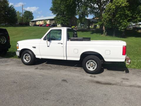 1994 Ford F-150 for sale at Knoxville Wholesale in Knoxville TN