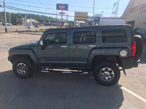 2007 HUMMER H3 for sale at Knoxville Wholesale in Knoxville TN