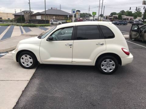 2008 Chrysler PT Cruiser for sale at Knoxville Wholesale in Knoxville TN