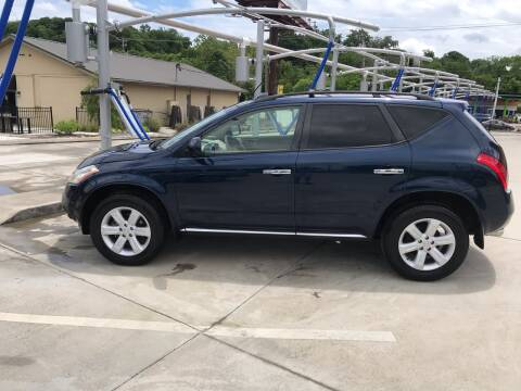 2007 Nissan Murano for sale at Knoxville Wholesale in Knoxville TN