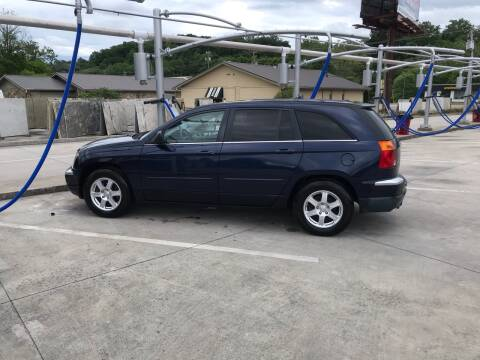 2006 Chrysler Pacifica for sale at Knoxville Wholesale in Knoxville TN