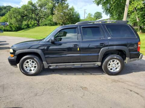 2003 Chevrolet Tahoe for sale at Knoxville Wholesale in Knoxville TN