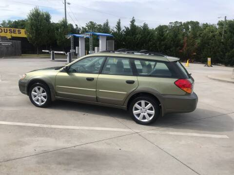 2006 Subaru Outback for sale at Knoxville Wholesale in Knoxville TN