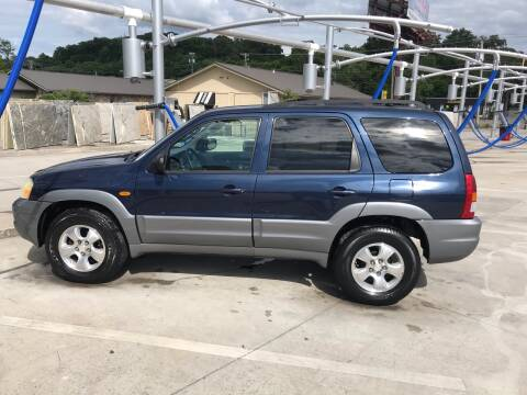 2002 Mazda Tribute for sale at Knoxville Wholesale in Knoxville TN