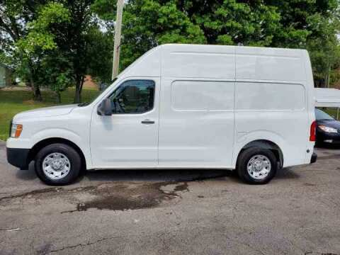 2013 Nissan NV Cargo for sale at Knoxville Wholesale in Knoxville TN