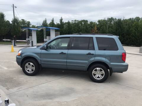 2005 Honda Pilot for sale at Knoxville Wholesale in Knoxville TN