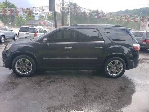 2011 GMC Acadia for sale at Knoxville Wholesale in Knoxville TN