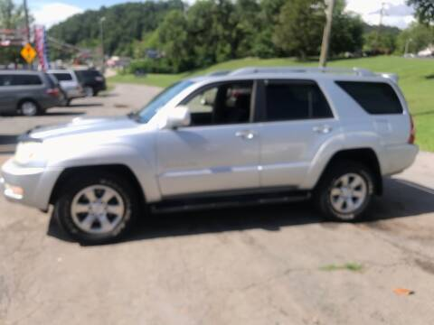 2004 Toyota 4Runner for sale at Knoxville Wholesale in Knoxville TN