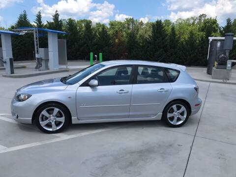 2006 Mazda MAZDA3 for sale at Knoxville Wholesale in Knoxville TN
