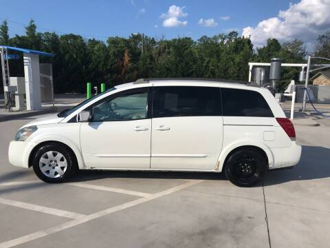 2005 Nissan Quest for sale at Knoxville Wholesale in Knoxville TN