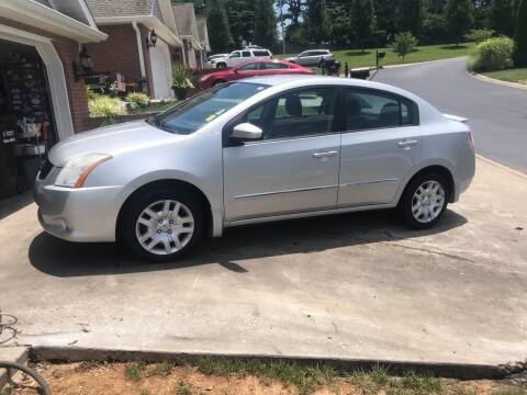 2012 Nissan Sentra for sale at Knoxville Wholesale in Knoxville TN