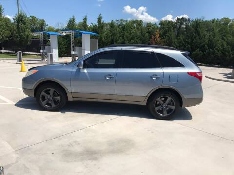 2007 Hyundai Veracruz for sale at Knoxville Wholesale in Knoxville TN