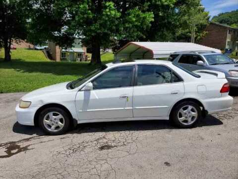 1998 Honda Accord for sale at Knoxville Wholesale in Knoxville TN