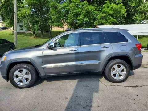 2012 Jeep Grand Cherokee for sale at Knoxville Wholesale in Knoxville TN