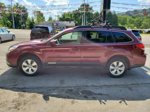 2011 Subaru Outback for sale at Knoxville Wholesale in Knoxville TN