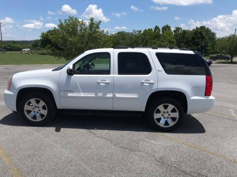 2007 GMC Yukon for sale at Knoxville Wholesale in Knoxville TN