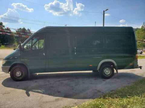 2005 Freightliner Sprinter Cargo for sale at Knoxville Wholesale in Knoxville TN