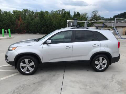 2012 Kia Sorento for sale at Knoxville Wholesale in Knoxville TN