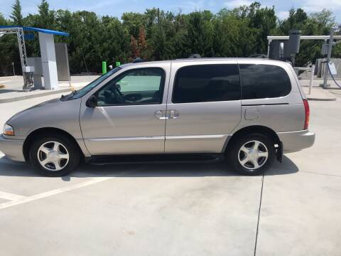 2000 Nissan Quest for sale at Knoxville Wholesale in Knoxville TN