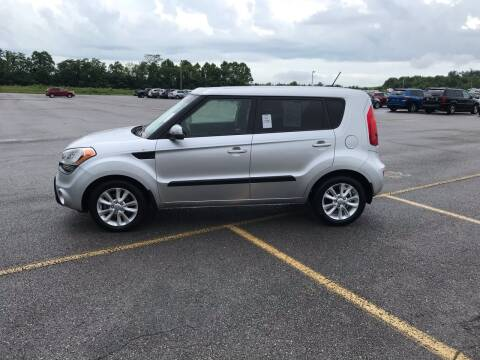 2012 Kia Soul for sale at Knoxville Wholesale in Knoxville TN