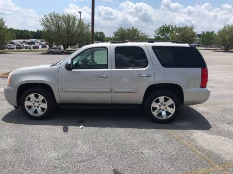 2009 GMC Yukon for sale at Knoxville Wholesale in Knoxville TN