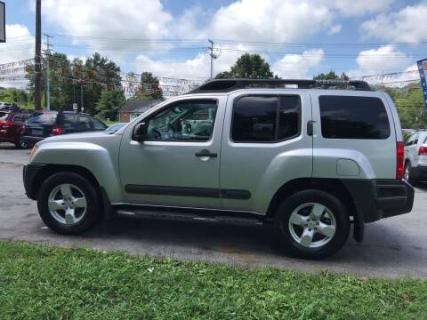 2005 Nissan Xterra for sale at Knoxville Wholesale in Knoxville TN