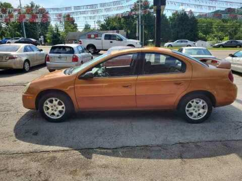 2005 Dodge Neon for sale at Knoxville Wholesale in Knoxville TN