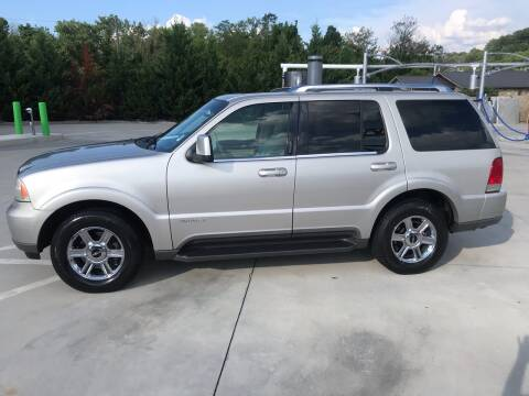 2005 Lincoln Aviator for sale at Knoxville Wholesale in Knoxville TN