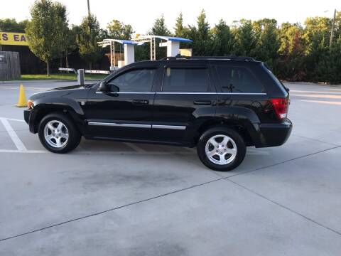 2006 Jeep Grand Cherokee for sale at Knoxville Wholesale in Knoxville TN