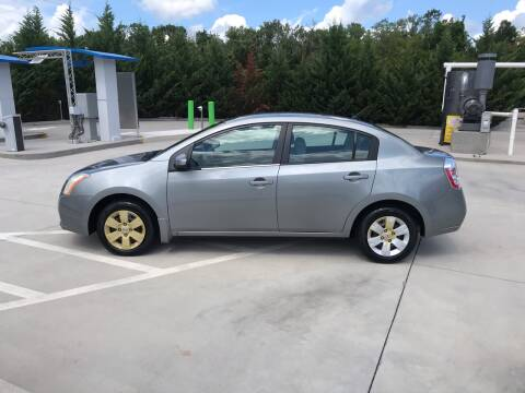 2008 Nissan Sentra for sale at Knoxville Wholesale in Knoxville TN