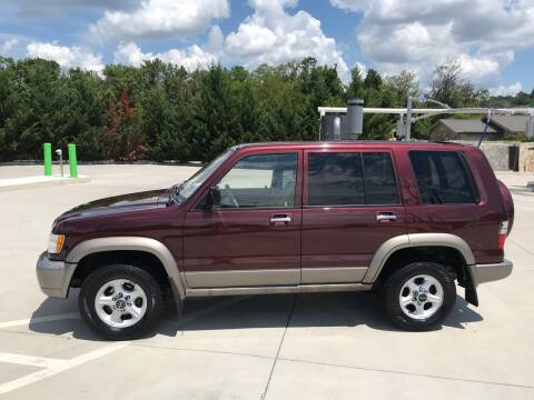 2001 Isuzu Trooper for sale at Knoxville Wholesale in Knoxville TN