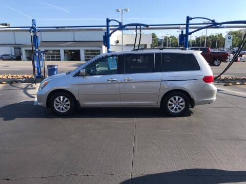 2008 Honda Odyssey for sale at Knoxville Wholesale in Knoxville TN