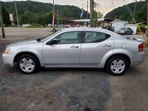 2010 Dodge Avenger for sale at Knoxville Wholesale in Knoxville TN