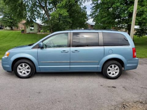 2010 Chrysler Town and Country for sale at Knoxville Wholesale in Knoxville TN